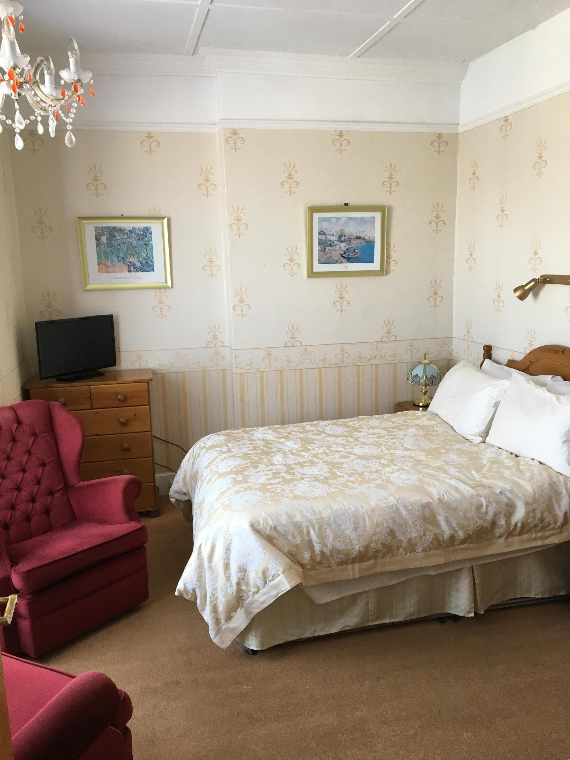 Superior double room (inc. Breakfast)