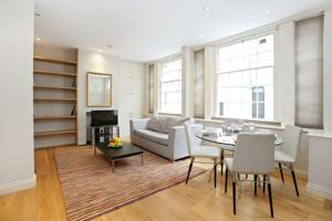 Private Apartment Marble Arch Marylebone Seymour